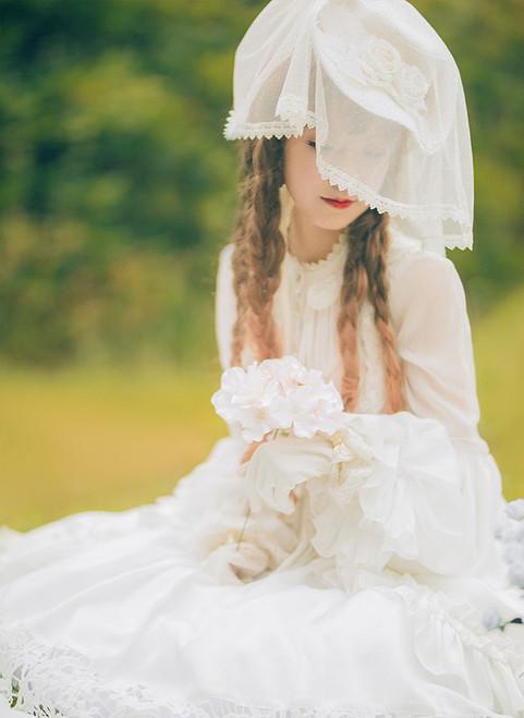 Model Show (White Ver.) Dress DR00242