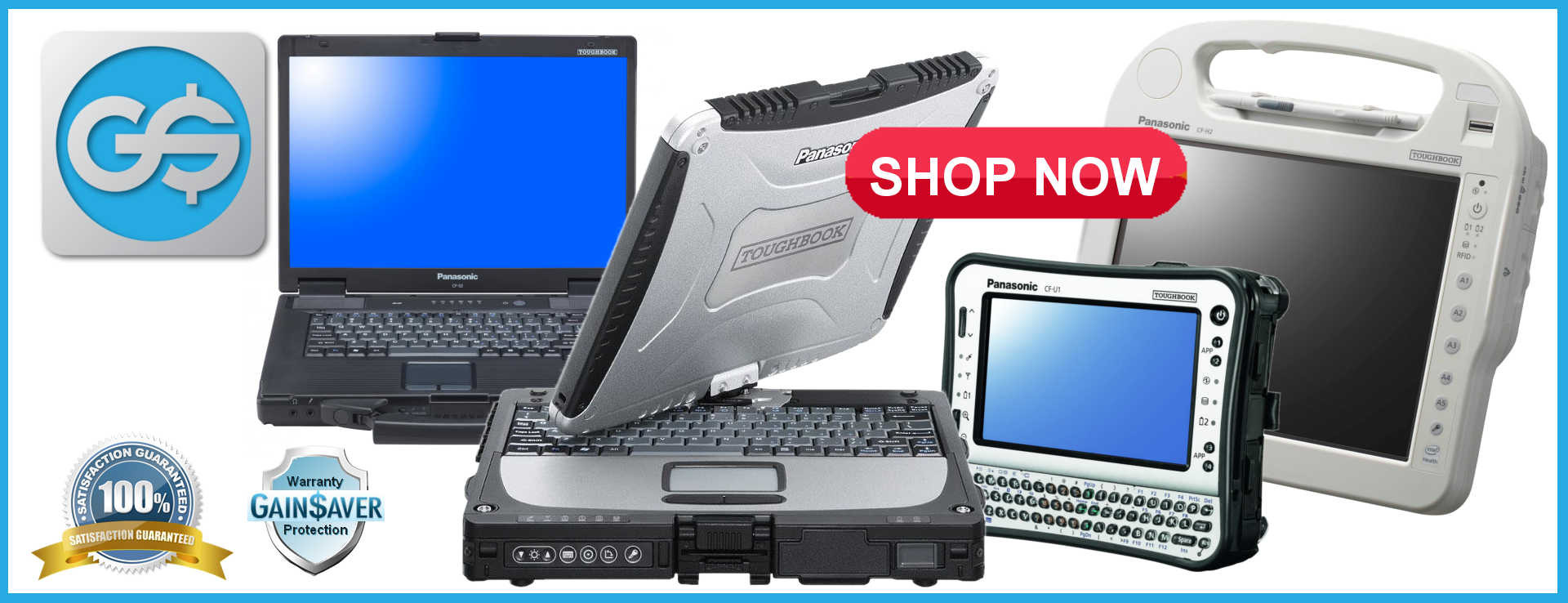 How to Save on Refurbished Panasonic Toughbooks