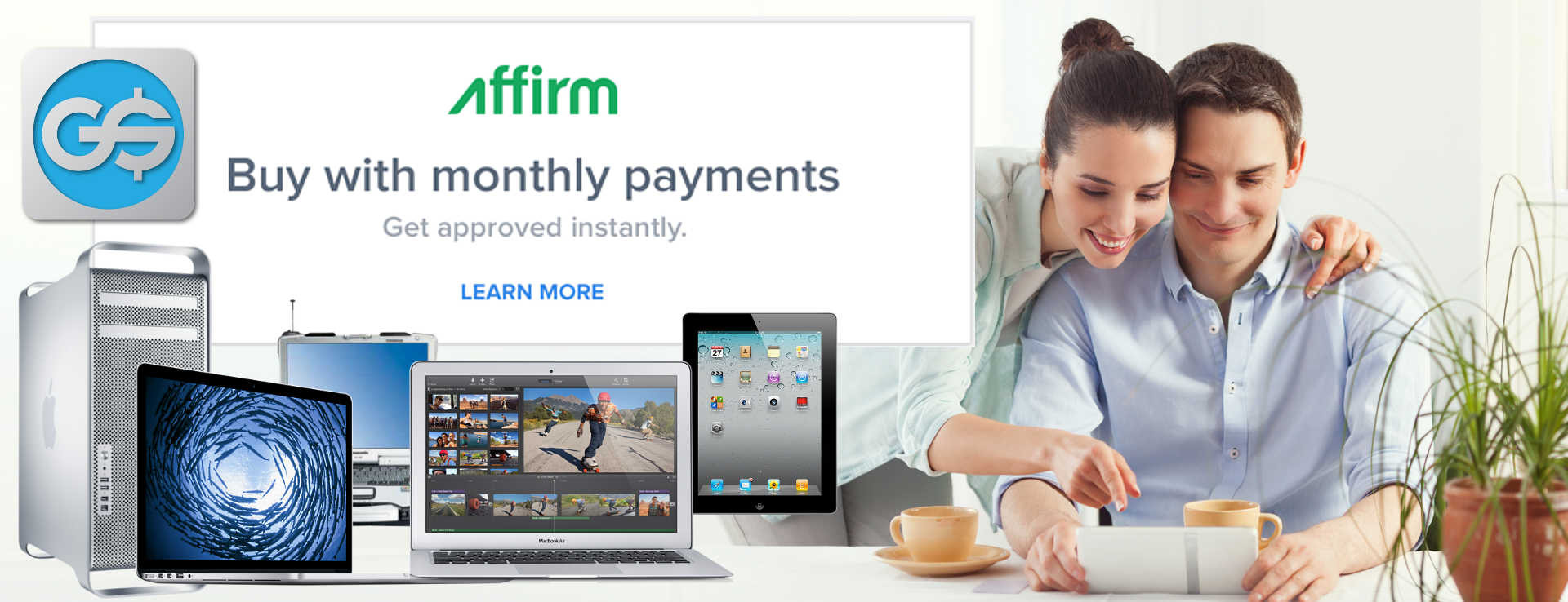 Get Instant Approval for Monthly Payments at GainSaver