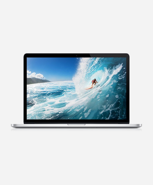 Refurbished Apple Macbook Pro (Early 2013) Front