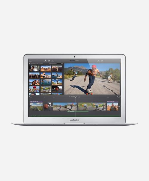 Refurbished Apple Macbook Air (Mid 2013) Front