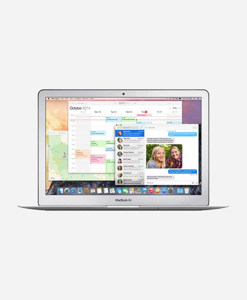 Refurbished Apple Macbook Air (Early 2015) Front