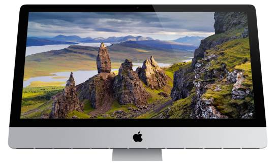 Order a cheap used 27-inch Late 2013 iMac and save with GainSaver's low discount prices.