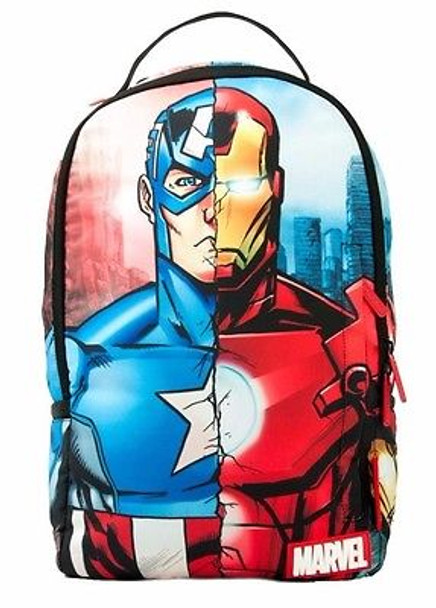 Sprayground Marvel Civil War Backpack B665