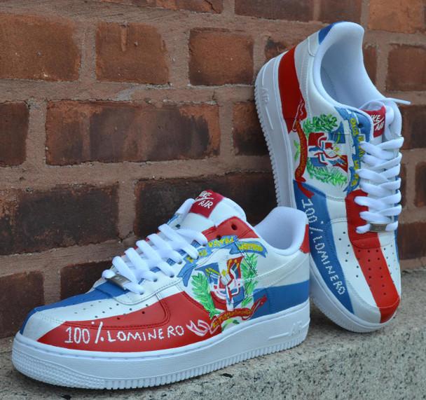 100% Lominero Custom Sneakers
