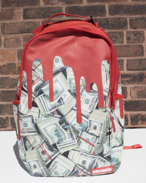 Sprayground Money Drip$ Backpack