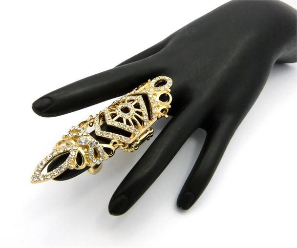 Fancy Whole Finger Ring