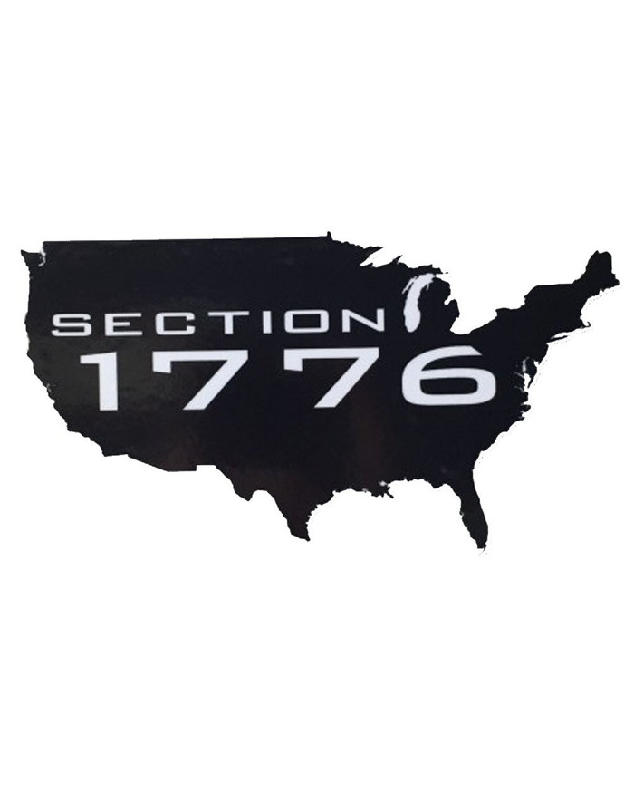 Section Nation Sticker