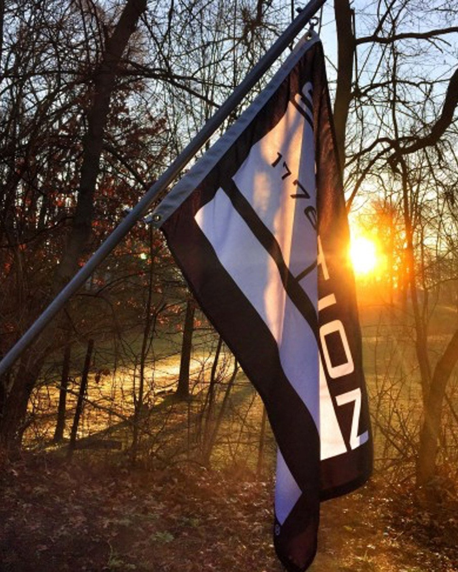 Section 1776 Flag