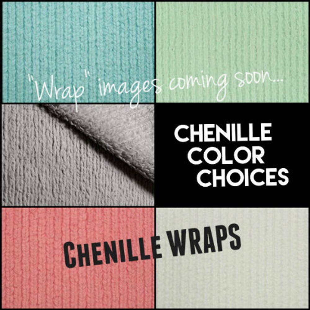 Saltwater, Green Apple, Steel Gray, Paris Pink & Antique White