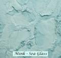 """*MINK - Sea Glass:  50"""" x 60""""  Blanket *QS"""