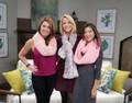 Scarves - Breast Cancer Awareness
