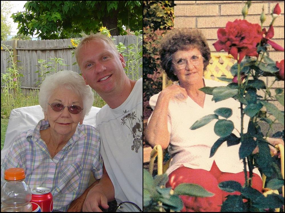 Grandma Bonnie & Grandma Beverly