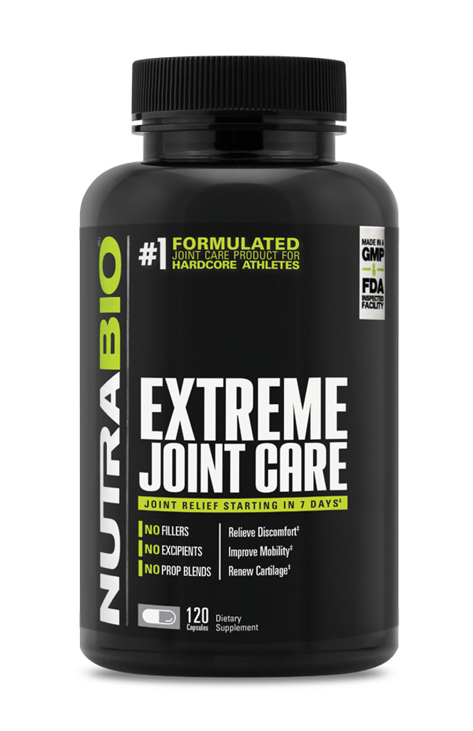 NUTRABIO - Extreme Joint Care