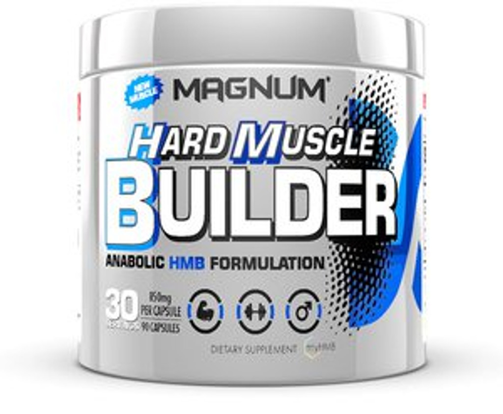 Magnum Nutraceuticals - Hard Muscle Builder