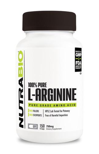 NUTRABIO - L-Arginine
