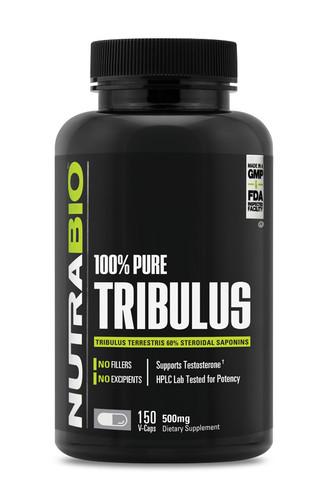 NUTRABIO - 100% PURE TRIBULUS