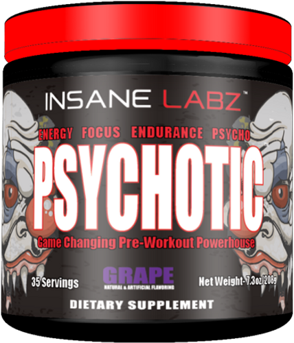 Insane Labz- Psychotic Pre-Workout