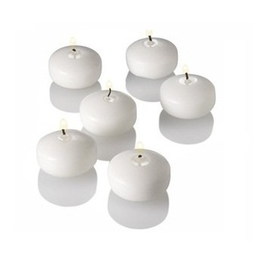2 3 8 Inch Bulk Medium Floaters Whole Floating Candles