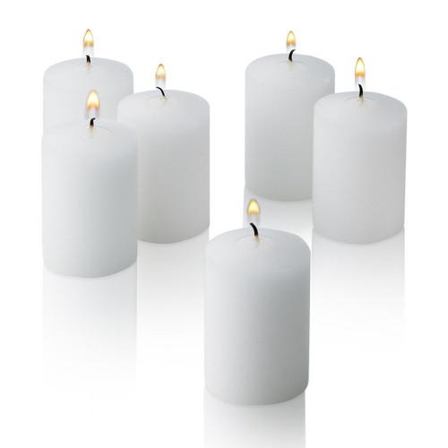 15 hour Unscented Votive Candle Full Case 144 pcs/cs