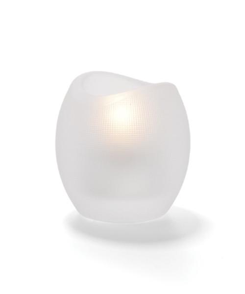Satin Pixel Tealight