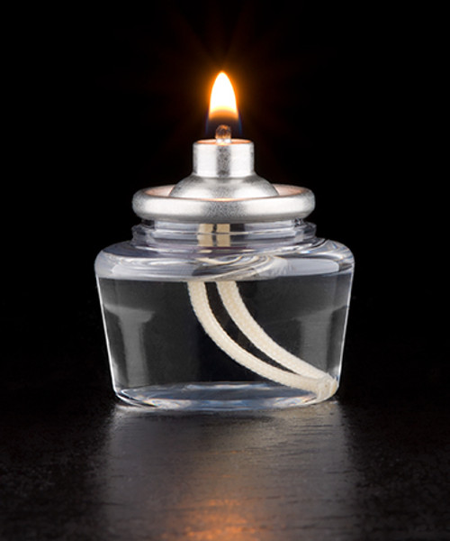 10 Hour Disposable Liquid Fuel Cell Candle Lamp   Restaurant U0026 Hotel  Candles (144 Units ...