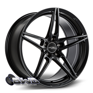 ACE Alloy AFF01- Satin Black
