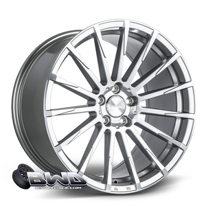 ACE Alloy Devotion Silver Machined