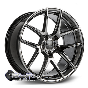 ACE Alloy AFF02- Black Chrome