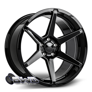 ACE Alloy AFF06- Gloss Black