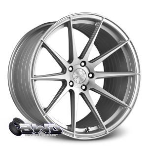 Vertini RF 1.3 Silver Machined