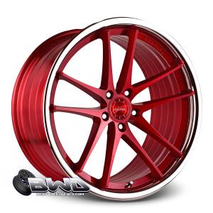 """20"""" Vertini RF 1.5 Brushed Red"""