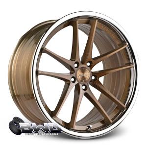 Vertini RF 1.5 Brushed Bronze