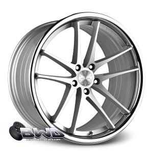 Vertini RF 1.5 Machined Silver