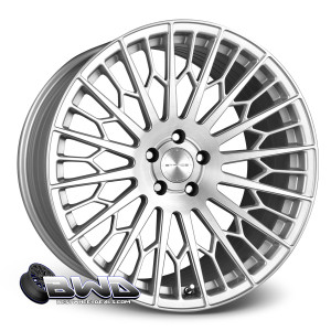 Stance SF02 Silver Brushed