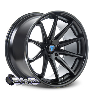 Rohana RC10 Matte Black
