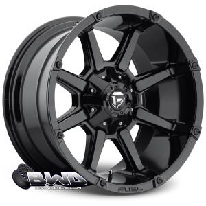"18"" Fuel Coupler D575 Gloss Black"