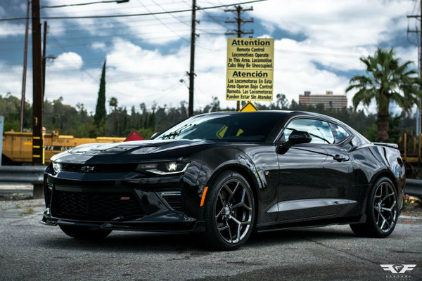 "20""  Factory Flow Form z28 Black Chrome"