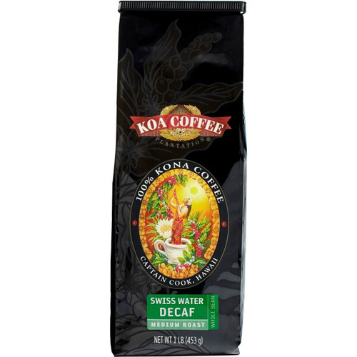 Decaf Kona Coffee Beans
