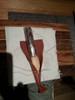 Scandi Leather Sheath Making (wet moulded sheath)