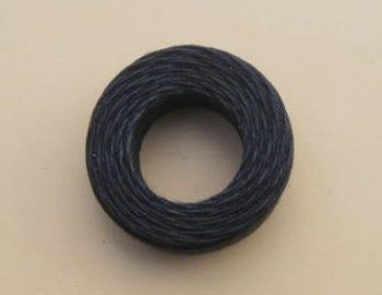 Linen Thread, Black