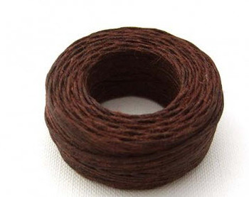 Linen Thread, Brown