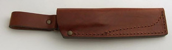 Sheath Bushcrafter 95, Leather