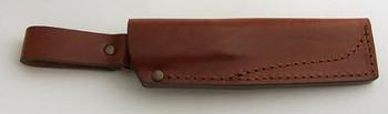 Sheath Bushcrafter 95, Leather