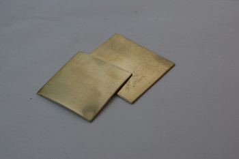 Spacer material, Nickel Silver