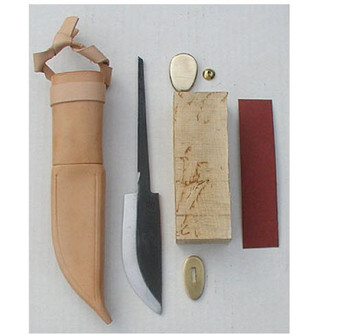Lauri Skinning Knife Kit