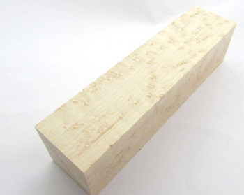 Birdseye Maple Handle Block (Big blocks)