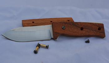 Fulltang Hunter Kit With Padouk Scales