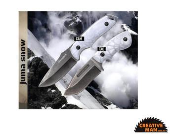 Juma TAC Snow, Handle Scales x 2