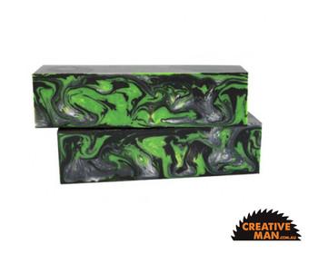 Inlace Acrylester Handle Block, Hocus Pokus (big block)